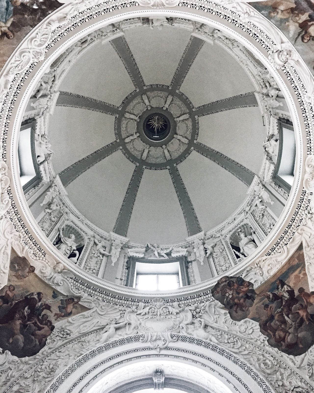 Architecture Dome Built Structure Travel Destinations History Museum City No People Cupola Day Indoors