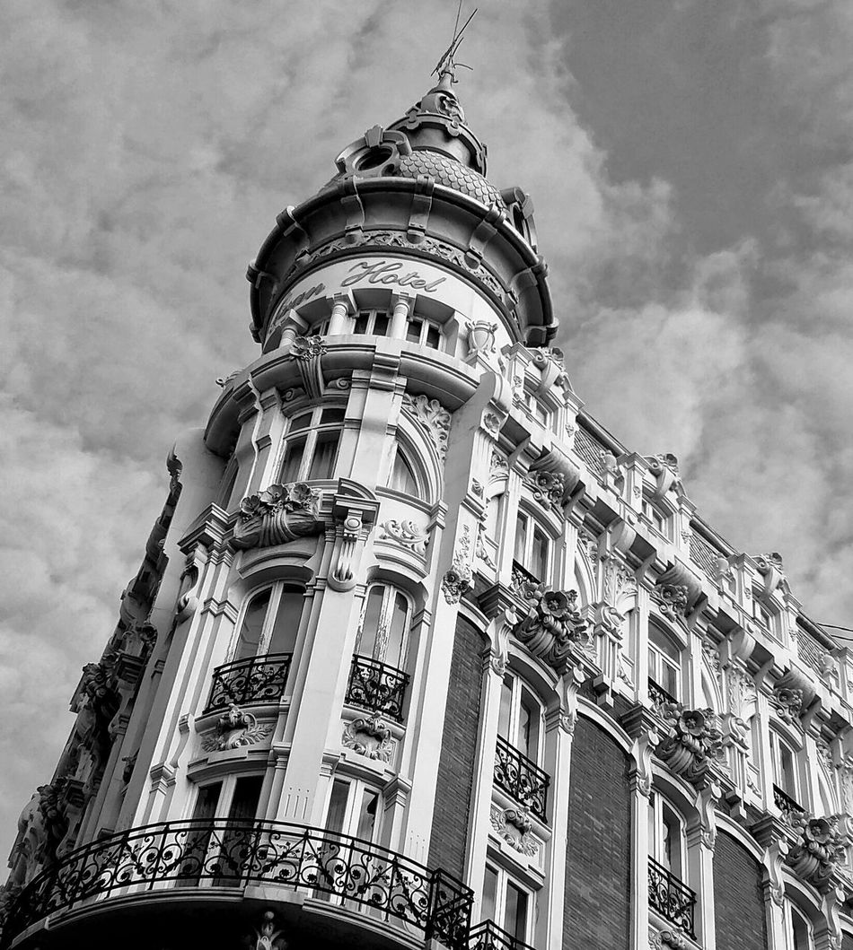 Gran Hotel Cartagena SPAIN Mobile Photography Blackandwhitephotography Art Nouveau Art Nouveau Style Architecture Art Nouveau Buildings Art Nouveau Architecture Architecture_collection Cartagena SPAIN Bw Photography Bw_ Collection BW_photography Bw_collection Black And White Photography Architecturephotography Street Photography Black & White Monochrome