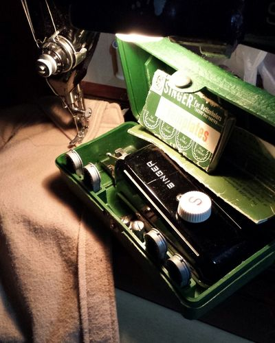Almost time to use this. Sewing Sewing Machine Old Time Sewing Machine Singer Sewing Old School Sewing Machine