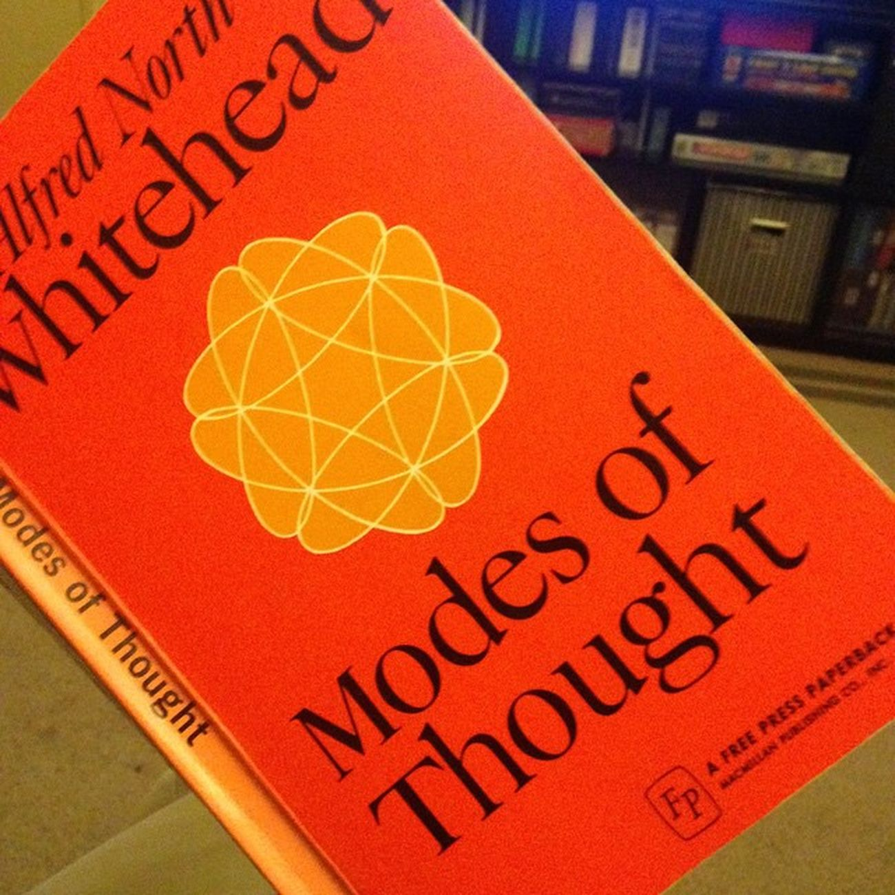 I learn something new every time. Alfrednorthwhitehead Modesofthought Process