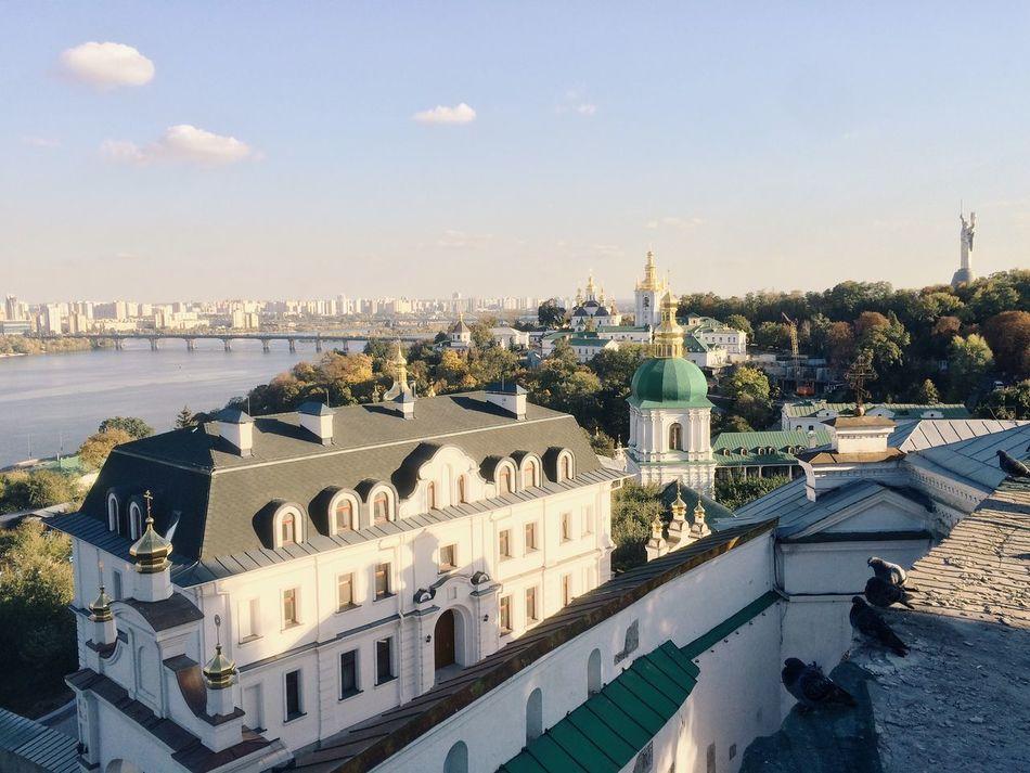 Beautiful stock photos of ukraine, Architecture, Bridge - Man Made Structure, Building Exterior, Built Structure