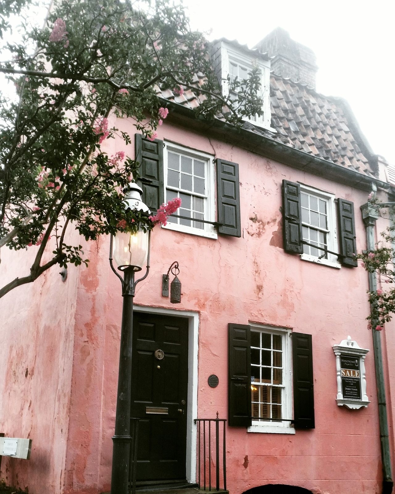 Pinkhouse07.17.2016,the oldesthousein charleston,south carolina Traveling First Eyeem Photo