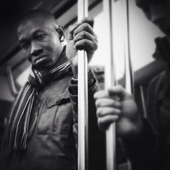 Blackandwhite Shootermag Bnw_friday_challenge Paris Metro