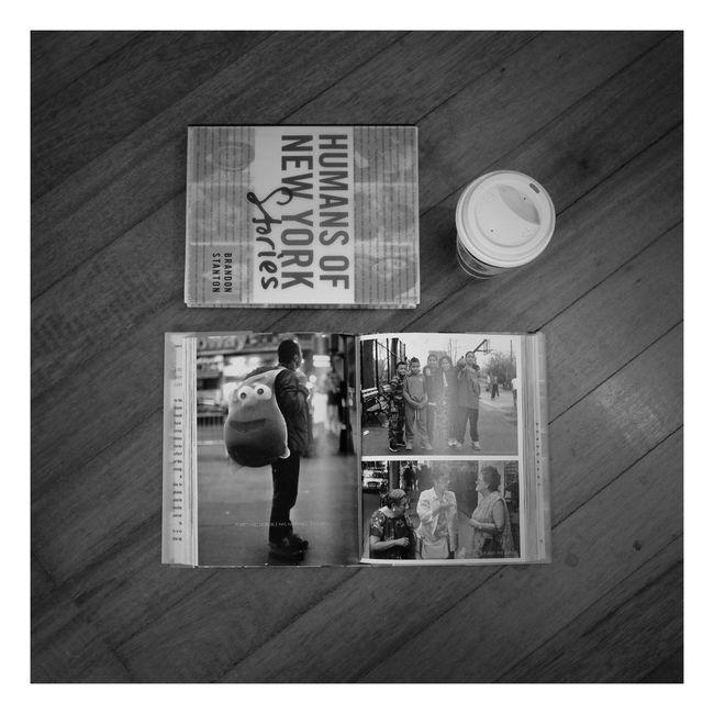 Humans Of New York. EyeEm Buy Books Not Gears Photo Book Blackandwhite