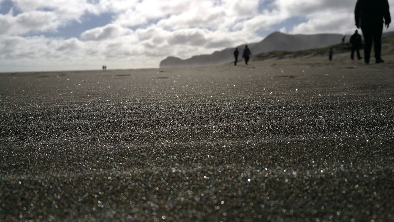 Walking on the Sand on the Beach at Piha Hahaha SuparGusCollection Daytime Trip