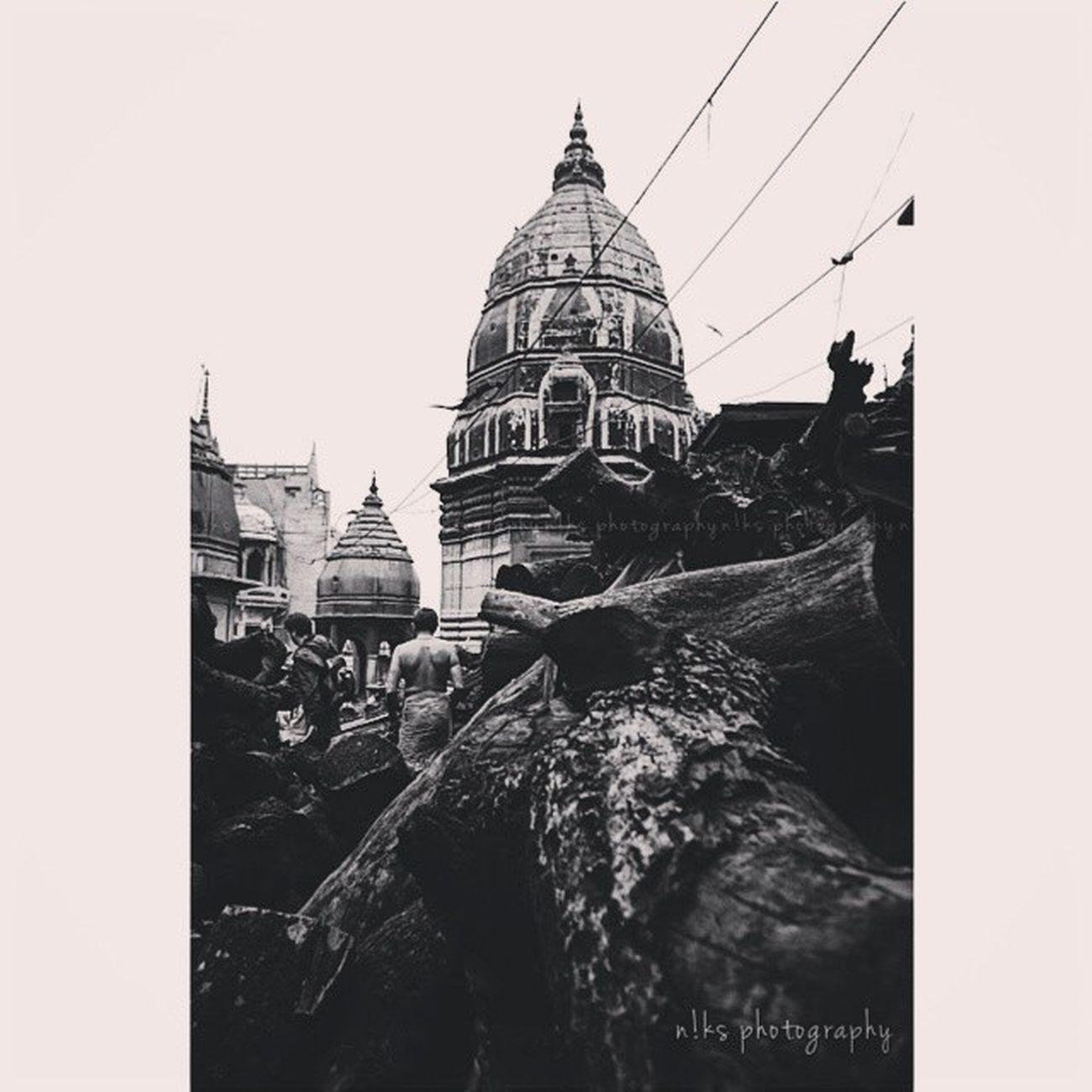 Varanasi!! ManikarnikaGhat