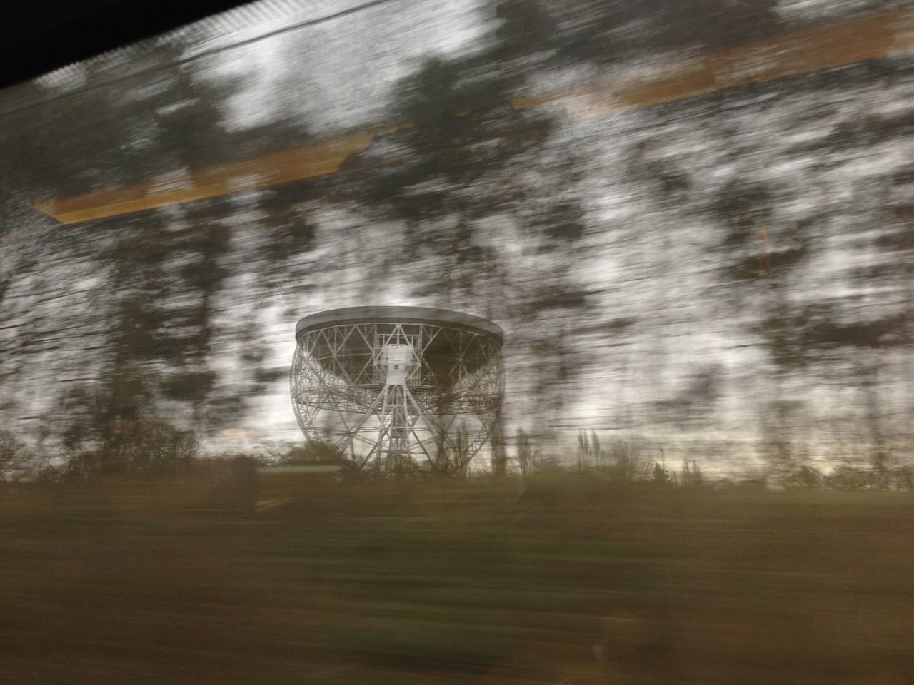 Jodrell bank satelight Blurred Motion Motion No People Nature Outdoors Day Satelight