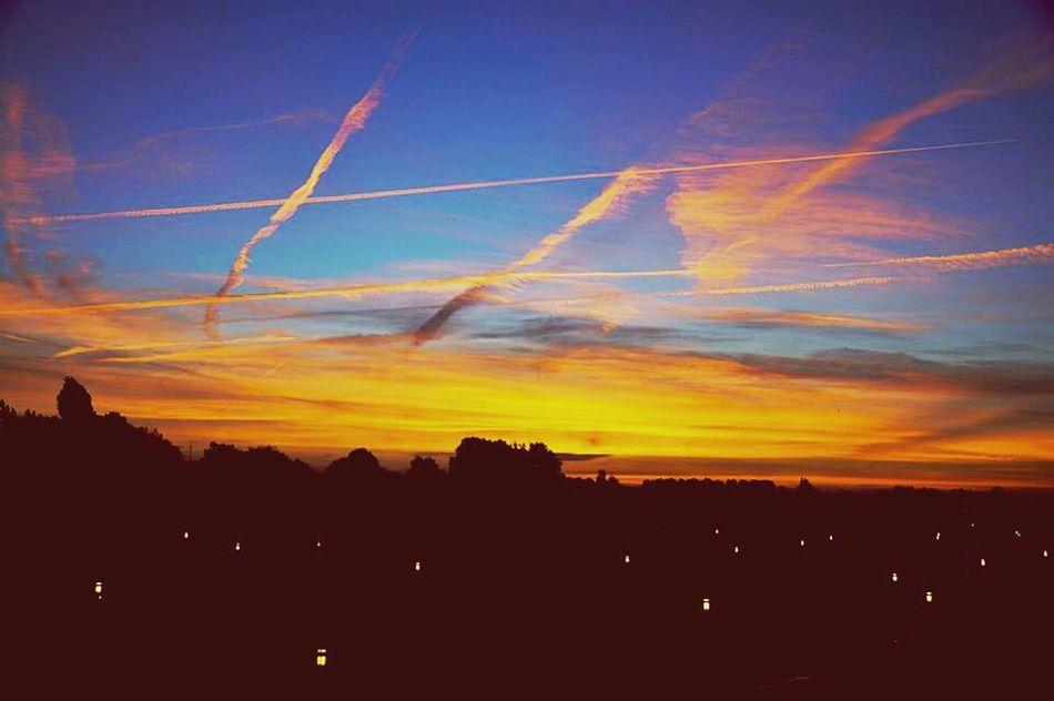 Sky Sky And Clouds amersfoort