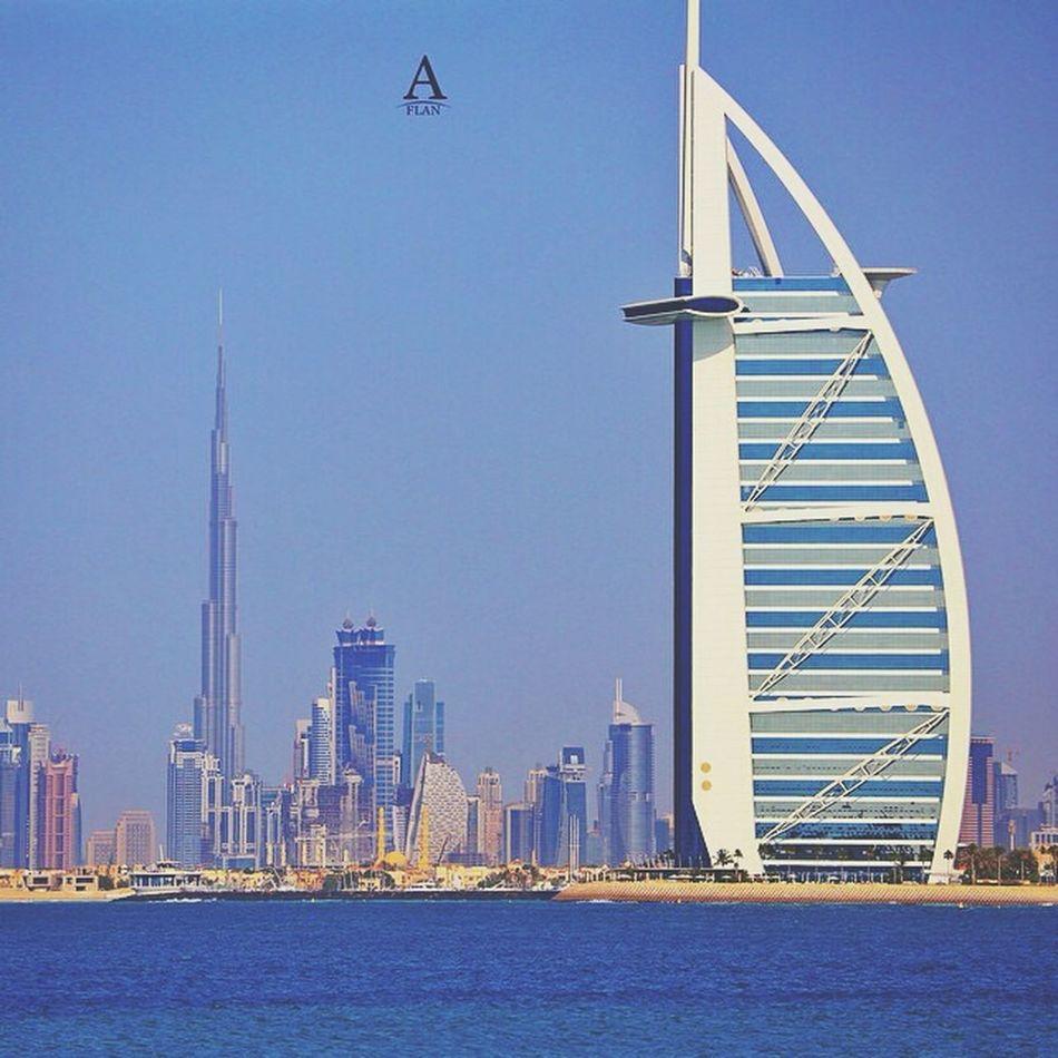 Dubai Burj Arab Dubai арабский эмират BakytZhanKZ Дубай