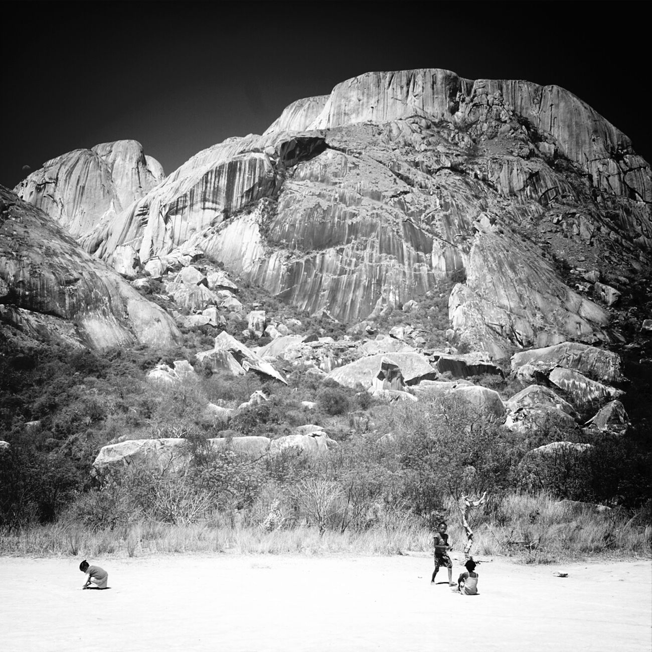 Playing in Madagascar... {souvenir of journeys worldwide, 2008} Hanging Out Blackandwhite Taking Photos Hello World