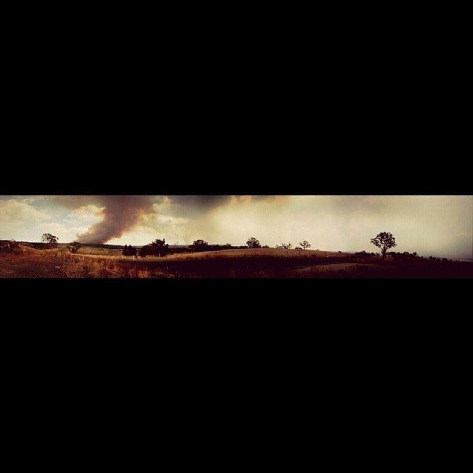 Taken back in January 2014 Bushfire Australia Summertime Aussiesummer