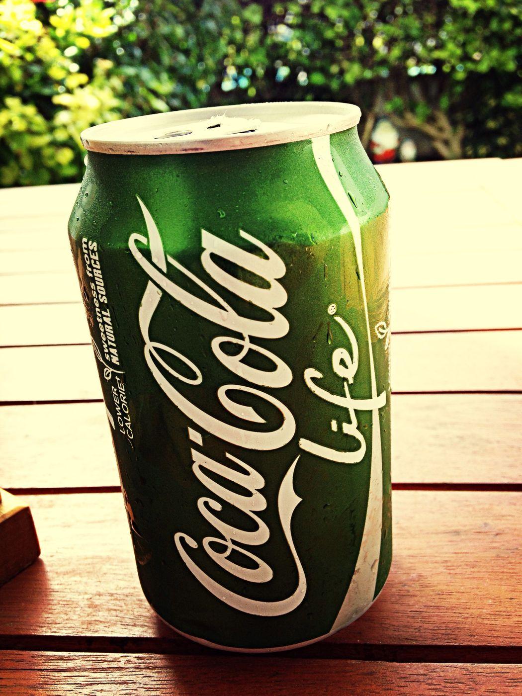 Cocacola Verde Drinking Coke GreenCoke Verde que te quiero verde mmmm