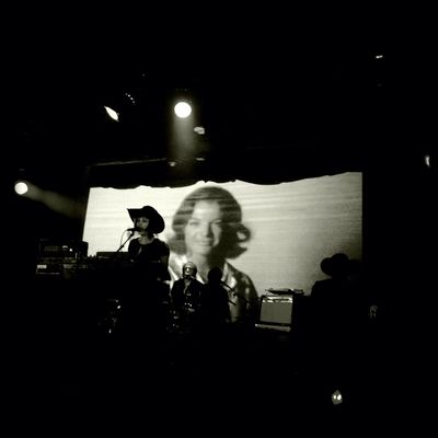 Rocking out at Echoplex by Jaxxierb
