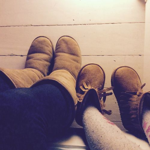 our Boots Uggs Uggs Small And Big Klein Und Groß