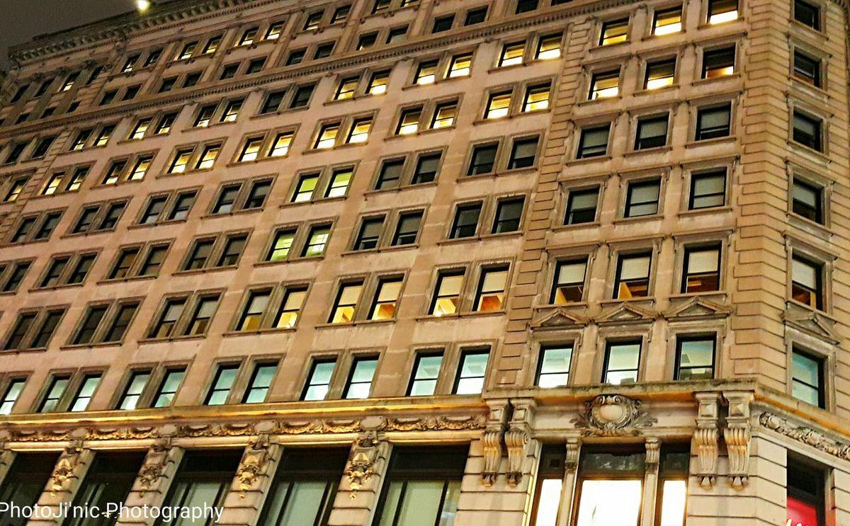 New York Interesting Building