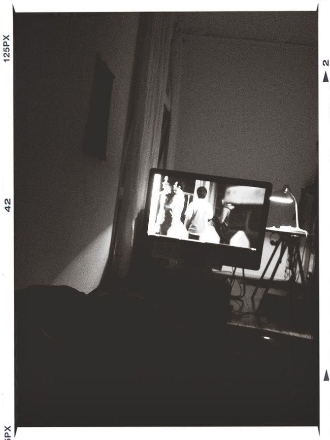 At home.