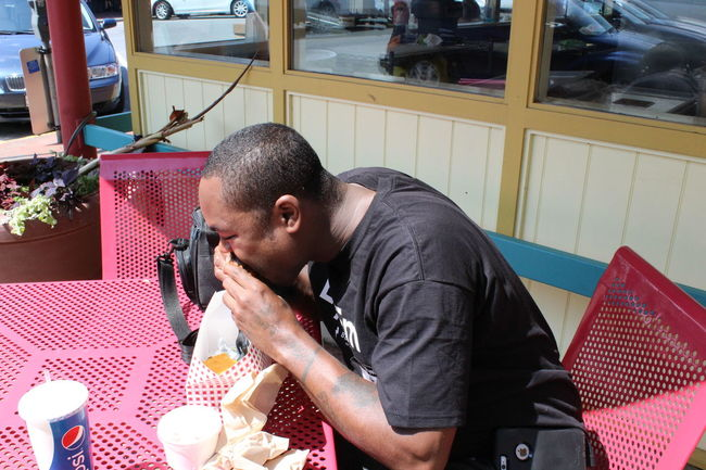 Yeah. Lunchtime EEA3 EEA3-Annapolis The Moment - 2015 EyeEm Awards WJII Photography That's Me Mealtime