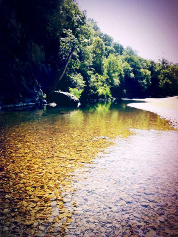 Arkansas_ozarks Bigriver Harriet Arkansas