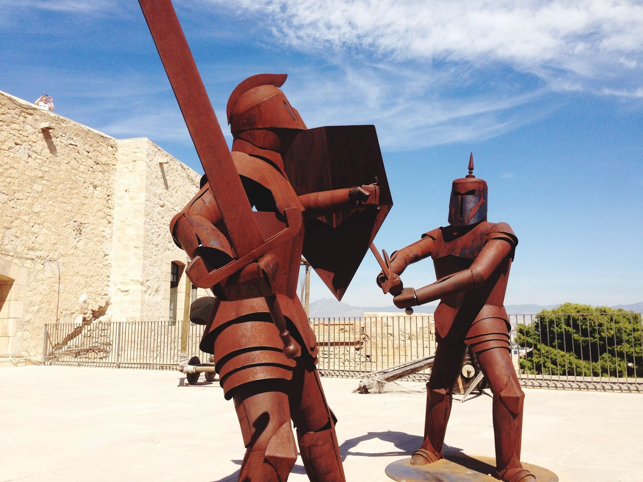 Alicante Castillo De Santa Bárbara Alicante, Spain