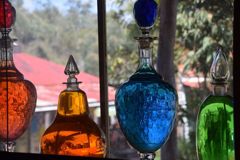 Beautiful Beautiful Bottles Old Pharmacy Herberton Historic Village Atherton Tablelands Cairns Repeating Patterns Memories Colourful Pretty Bottles Gorgeous