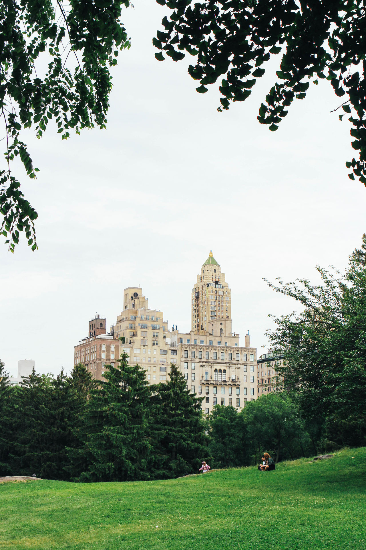 Architecture Building Exterior Built Structure Central Park Day Nature Outdoors Sky Tree
