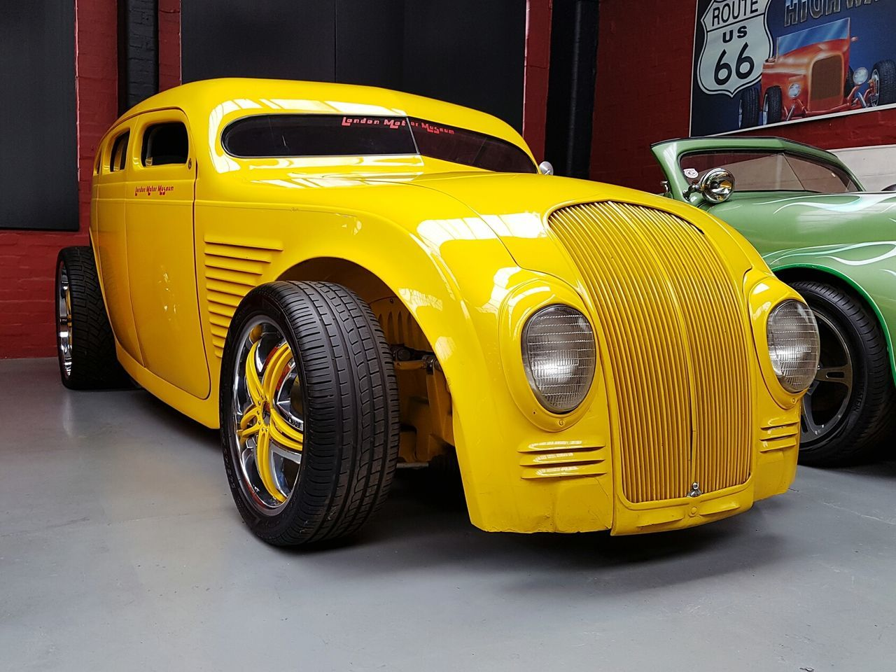 Hot Rod Car Yellow Taxi Taxi Transportation Yellow Land Vehicle No People Outdoors Close-up Day Collector's Car Old-fashioned Driving Classiccarspotting Classiccars Auto Racing Control Panel Luxury Vehicle Interior