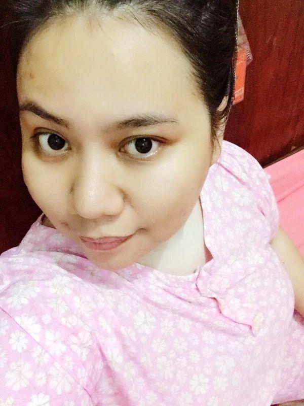 Portrait Innocence Looking At Camera Pink Color Frist Time On EyeEm Fresh MyRoom