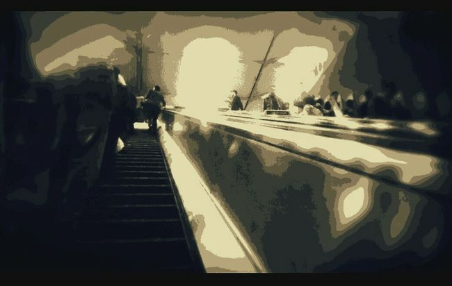 the underground. Trainportal London Tube