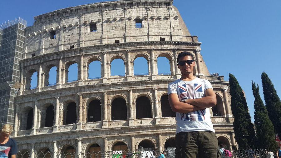 Roma Italy Colosseum The Colosseum, Rome