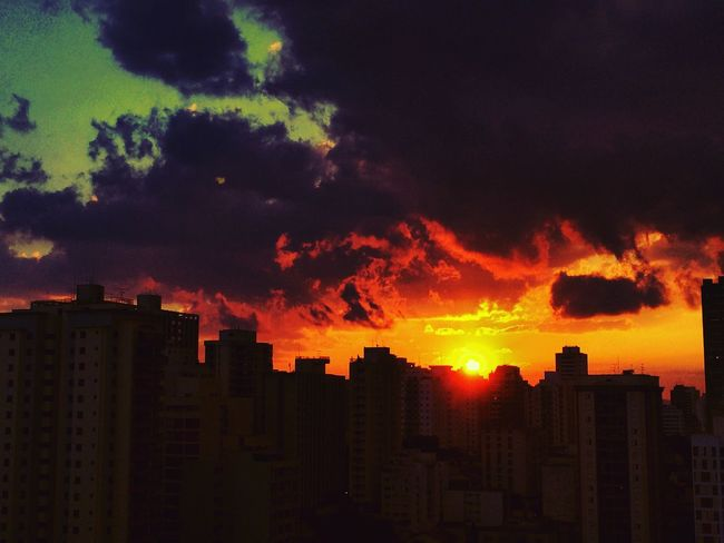sao paulo BRAZIL 2016 Architecture Beauty In Nature Building Exterior Built Structure City City Life Cityscape Cityscapes Cloud Cloud - Sky Cloudy Dramatic Sky EyeEm Team Nature No People Orange Color Outdoors Residential Building Residential District Scenics Sky Skyscraper Sun Sunset Urban Skyline