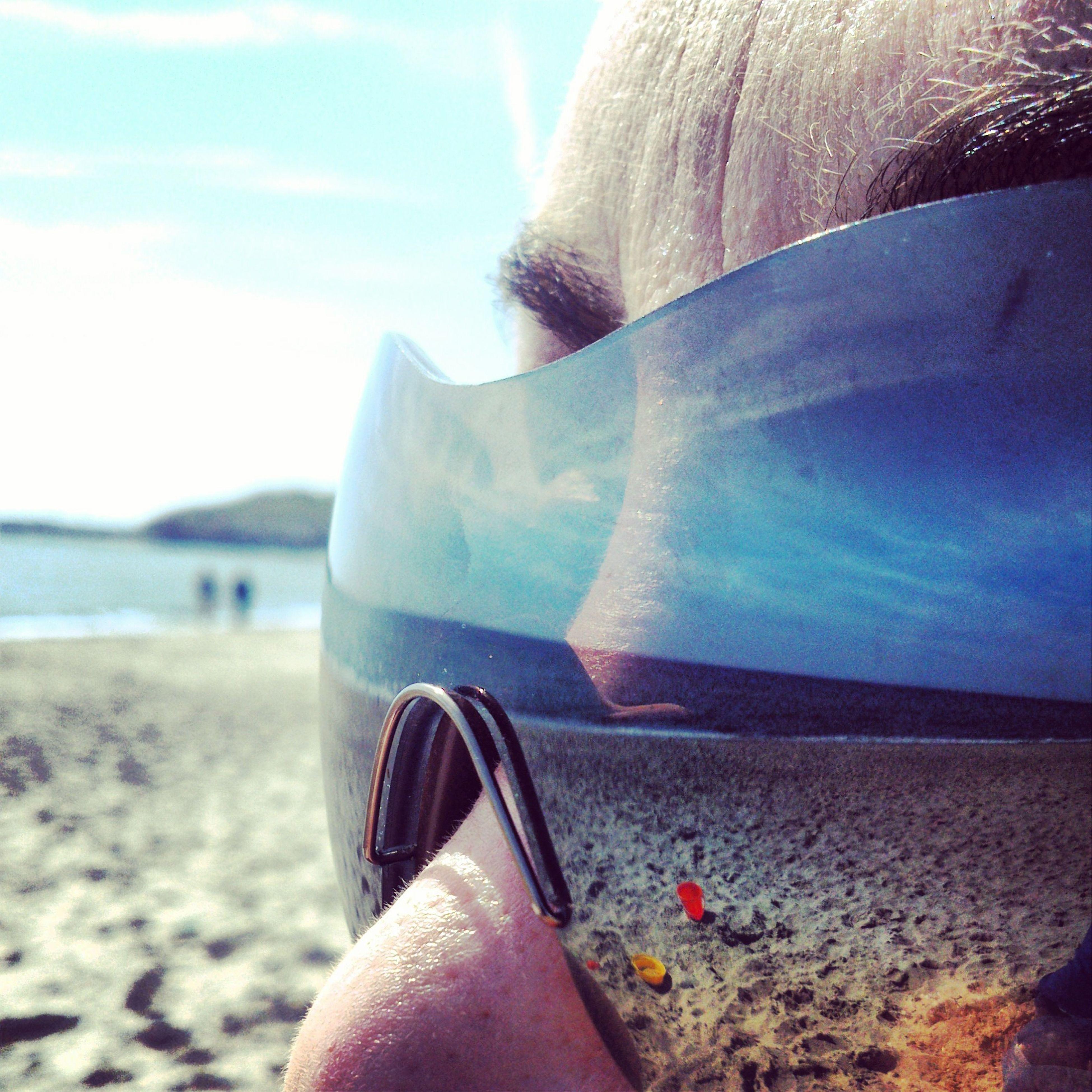 Hanging Out Beach Snapshot Taking Photos