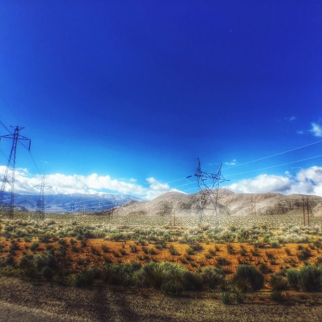 Random Landscape Random Driving Check This Out Piece Of Blue Sky The Great Outdoors With Adobe From My Point Of View