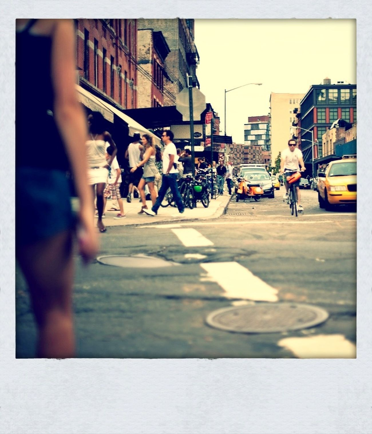 NY Streetlife / Meatpacking District