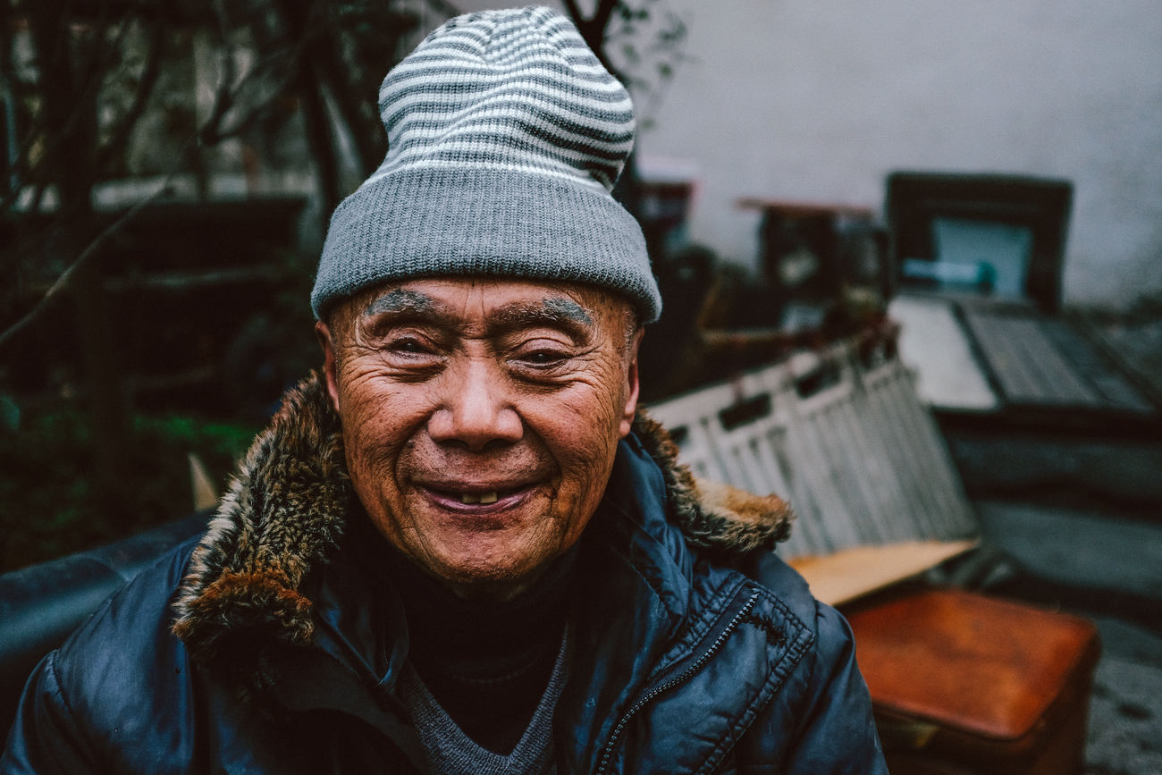 A Changsha Elder FujiX100T Fujifilm Streetphoto_color Streetphotography Portrait China Hunan Changsha