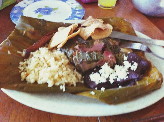 Mone de cerdo Mexican Food Tapijulapa, Tabasco Colors
