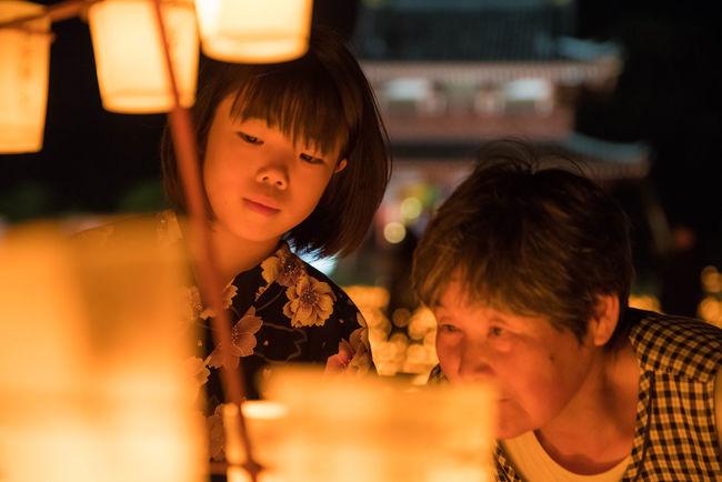 Nice👍🎵 潮来市 万燈会 Nightphotography EyeEmBestPics Japanese Culture EyeEm Best Shots Night View Lantern Beautiful Japan Nice View