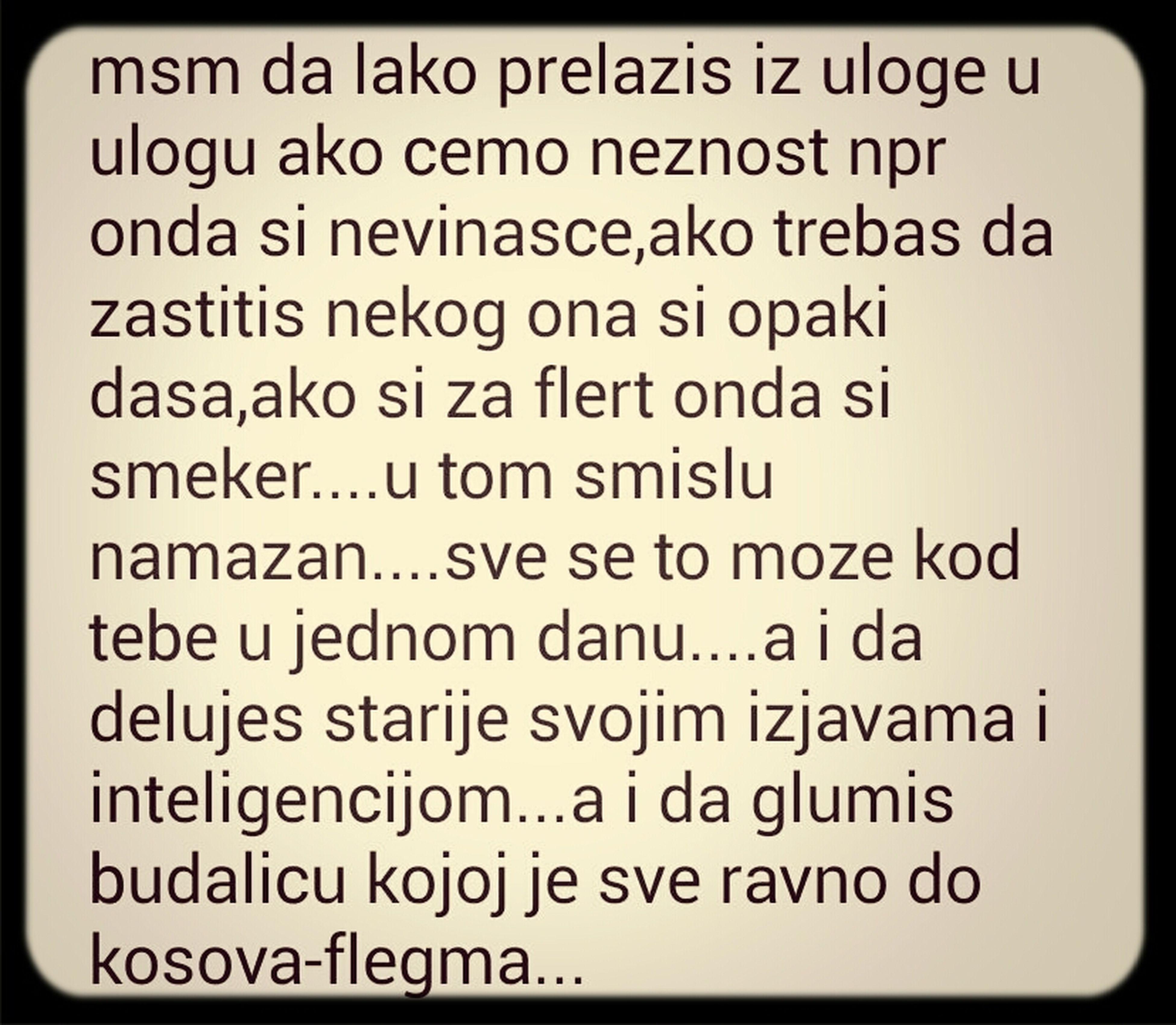 Opis Jedne Devojke ;)