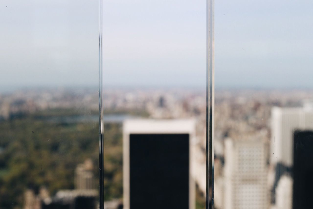 The blackboard. The Architect - 2016 EyeEm Awards New York City Cityscapes View View From Above View From The Top Urban Landscape Selective Focus Focus On Foreground Travel Photography Minimalmood Tall Buildings Through The Window