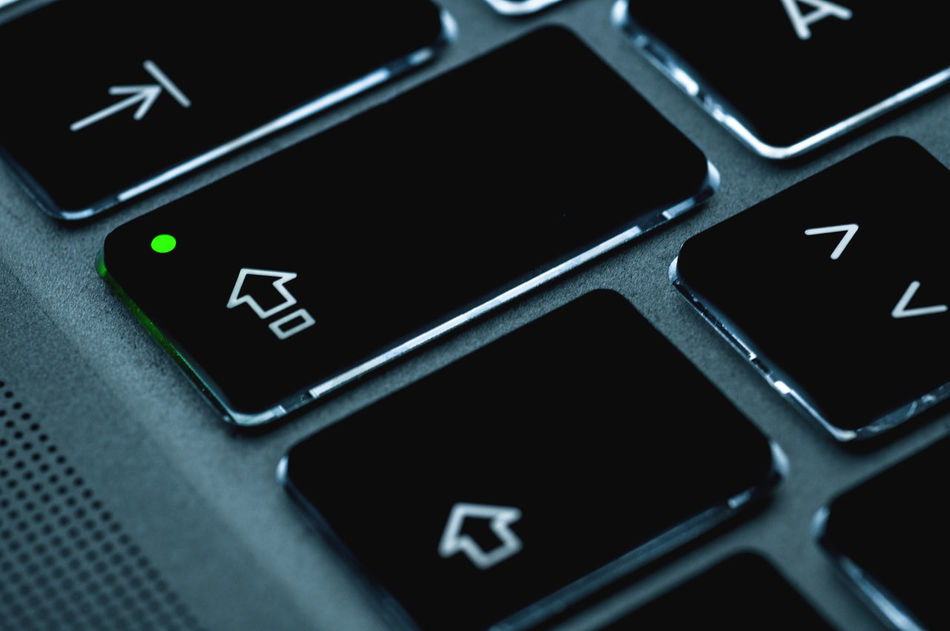 Caps Lock Close Up Technology Close-up Computer Key Computer Keyboard Keyboard Laptop Laptop Keyboard Mac MacBook Macro Technology
