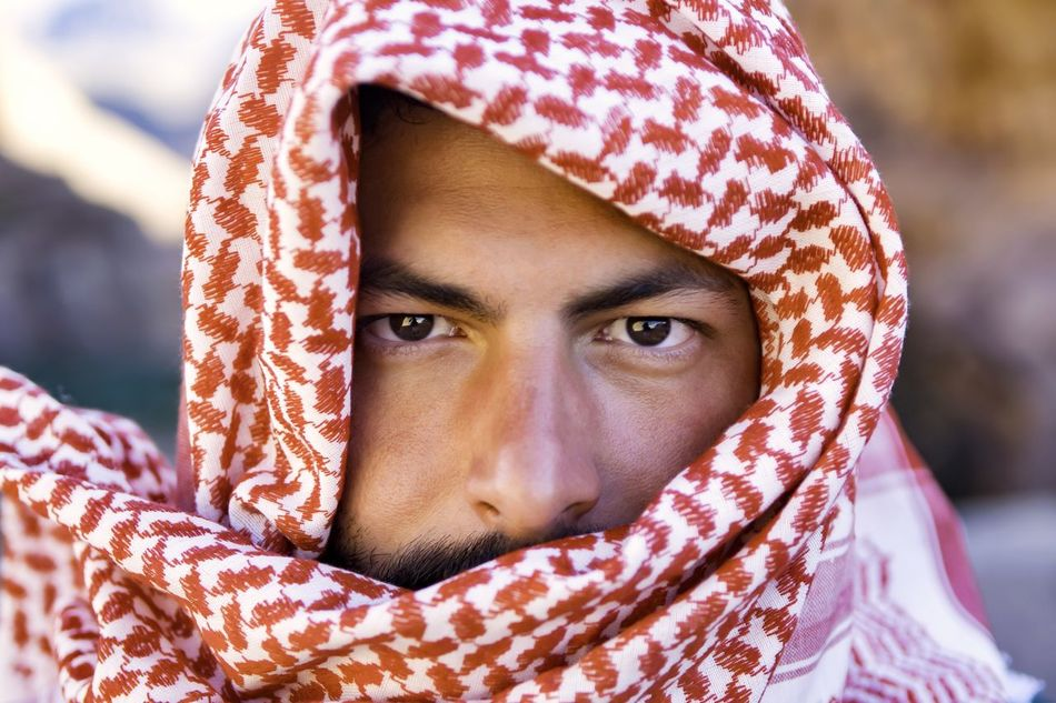 Portrait Looking At Camera Close-up Headshot Real People One Person Human Face Focus On Foreground Human Eye Scarf Young Adult Childhood Day Young Women Lifestyles Outdoors Warm Clothing People EyeEm Best Shots EyeEm Gallery EyeEm EyeEmNewHere Man Looking At Camera Jordan