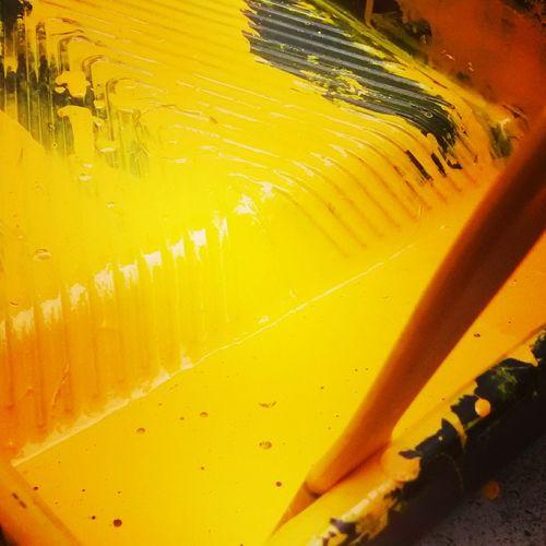 Yellow Oil Pump My Homeland
