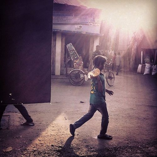 Js Street Daily Life Sun Ray Shadow Photography Photojournalism Documentary Dailybest Pictureoftheday IPhone Iphoneonly Insta Instapic Instagood Webinsta Instagram Chottogram Chittagong The Street Photographer - 2017 EyeEm Awards