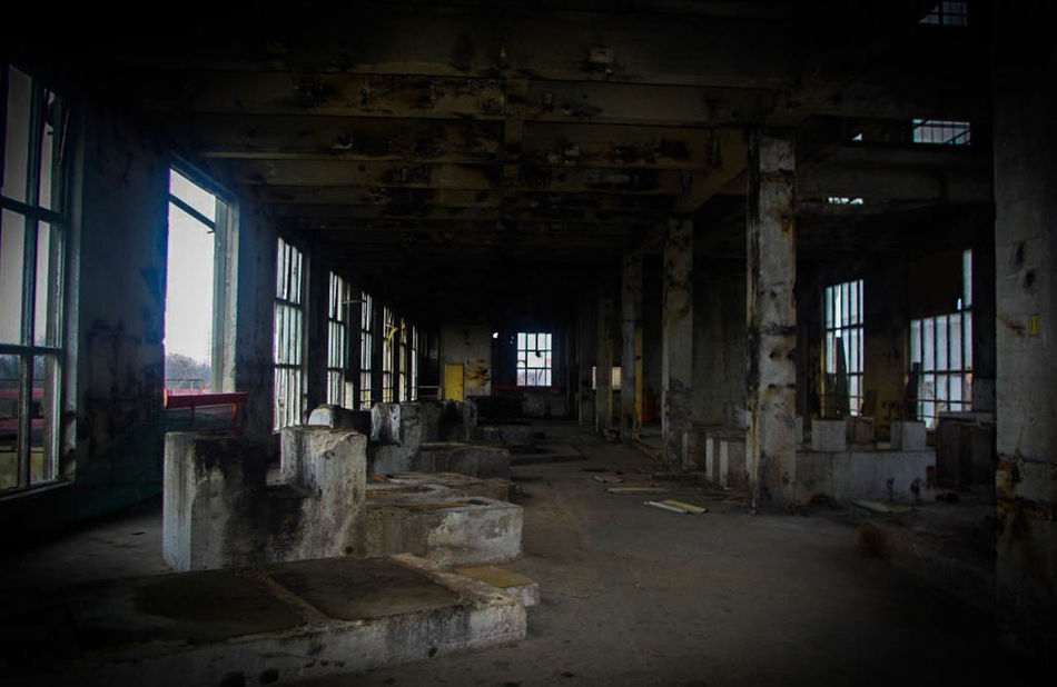Abandoned Damaged Factory France No People Paper Paperfactory Urbex Urbexphotography