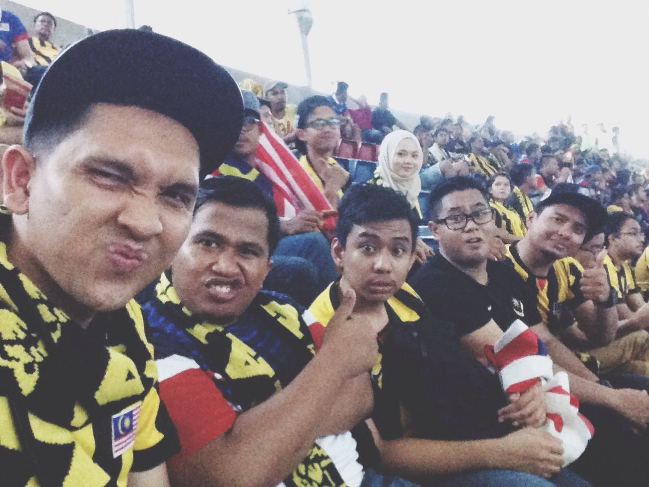 Harimaumalaya Malaysia Bukitjalil Happy Day