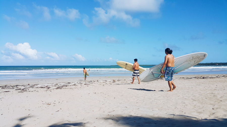 Visit Philippines. This shot was taken at Gubat Sorsogon. Lola Sayong's Surf Camp is a new haven for surfers. Come and discover Bicol Itsmorefuninthephilippines Summer In Philippines Enjoying A Meal Enjoy The Beach Beach Life Landscapes With WhiteWall