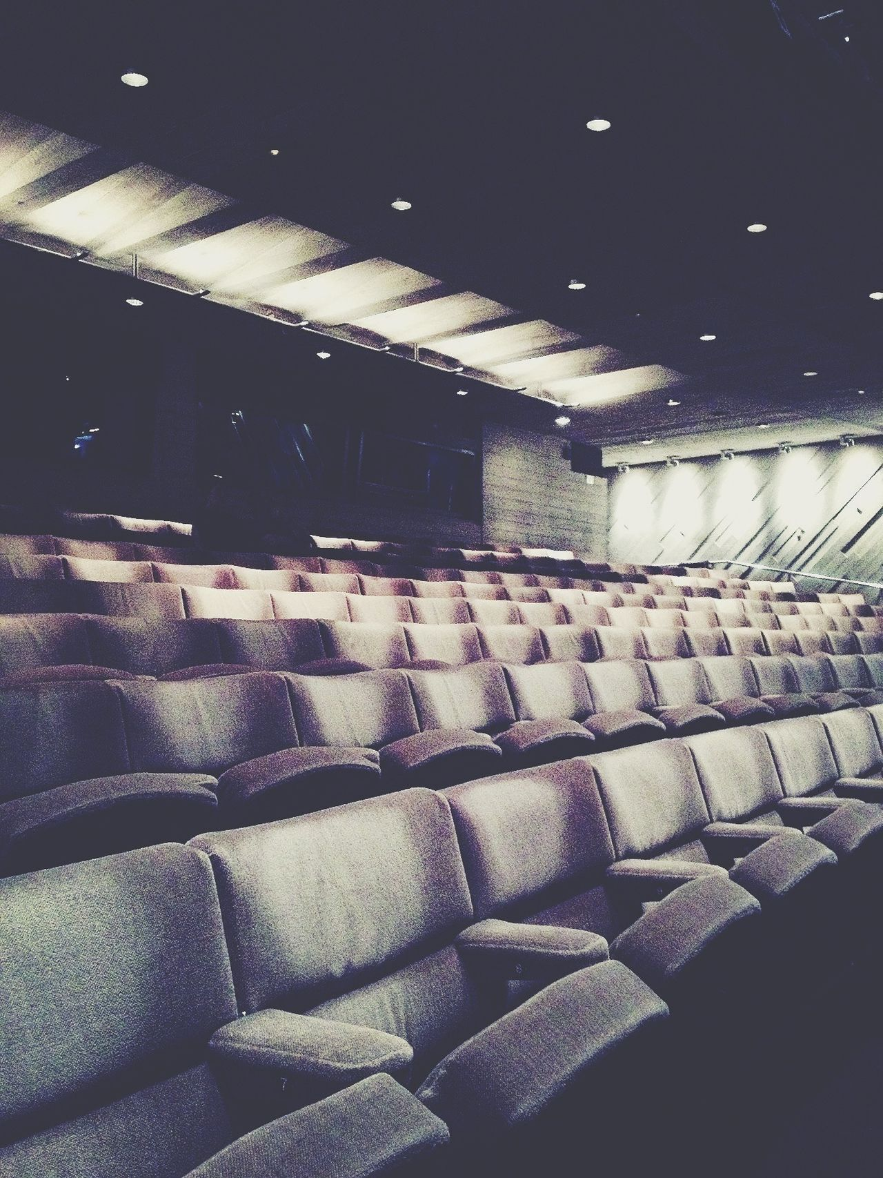 Beautiful stock photos of cinema, Absence, Chairs, Cinema, City of London