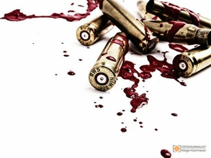 Bullets Bullet BLOODY Bloodart Indoors  No People Close-up Weapons Trade War