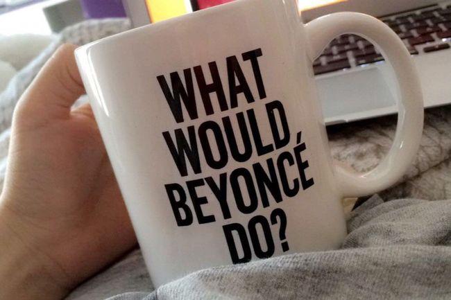 ☕️☕️☕️ Nr.1 Beyonce