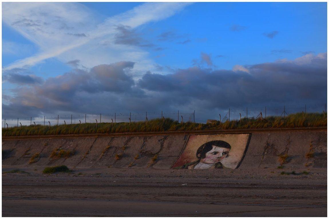 Robert Burns Picture on Sea Wall in Stevenston Ayrshire, Scotland Sky Cloud - Sky Outdoors No People Day Landscape Nature The Week On EyeEm Saltire in Sky And Clouds Saltire Cloud EyeEm Gallery EyeEm EyeEm Best Shots Eye4photography  Scotland Scottish EyeEmBestPics EyeEm Selects Public Art
