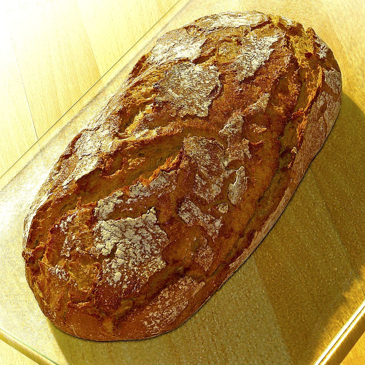 Bread Crusty Bread Day Food Fresh Freshly Baked Frisches Brot Knusprig Laib Brot Loaf Loaf Of Bread Mouthwatering Ready-to-eat Rich Crust Sonnig Sunny☀